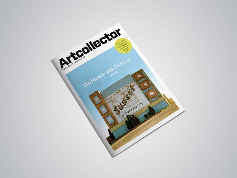 Artcollector Magazin
